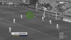 Fransa Ligue 1de haftanın en iyi 5 golü burada