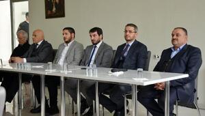 Ebubekir Tivnikli Diyarbakır'da taziyeleri kabul etti