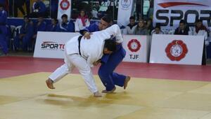 Ümitler Judo 1inci Lig 2nci etap müsabakaları başladı