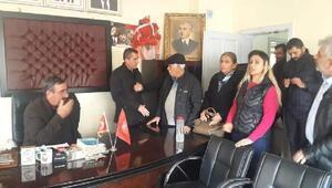 Pazarcıkta 44 kişi CHPden istifa etti