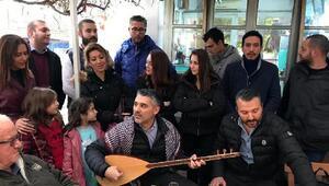 İYİ Partinin dahi çocuğu İzmirde çalışma yapıyor