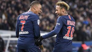 Neymar ve Mbappe bombası Fransa karıştı...