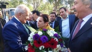 İYİ Partili Kocamaz'a davullu zurnalı karşılama