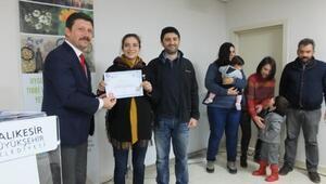 Tıbbi ve Aromatik Bitkiler kursiyerleri sertifikalarını aldı