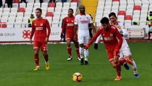 Demir Grup Sivasspor - Göztepe: 2-0