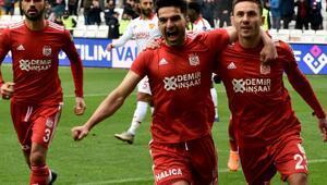Sivassporun yükselişi sürüyor