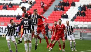 Yılport Samsunspor - Manisaspor: 4-0