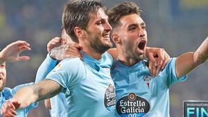 Okay Yokuşlu La Ligada ilk golünü attı