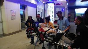 Kahvehanede silahlı kavga: 1 yaralı