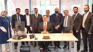 Basir Hamarat yeniden UID Belçika'nın başkanı