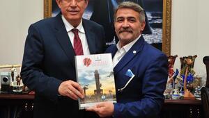 Balçova Belediye Başkanı esnaf için yaptıklarını anlattı