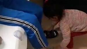 Recep Sert, kızının videosunu paylaştı