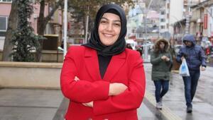 İnşaat mühendisi Narin, Bayburtun yerel seçimde ilk kadın aday adayı oldu