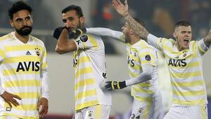 Fenerbahçeye tarihi şok Düşme hattında...