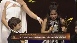 En iyi çocuk oyuncu : Ali Semi Sefil, Kübra Süzgün, Demir Birinci