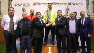 ASKİ Spor şampiyon oldu