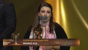 En iyi romantik komedi dizisi : Erkenci Kuş / Faruk Turgut
