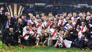 Madridde zafer River Platein (ÖZET)