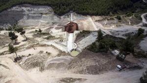 Karayağcı Barajı 2 bin dekar araziye hayat verecek
