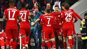 Bayern Münih 3-0 Nürnberg (ÖZET)