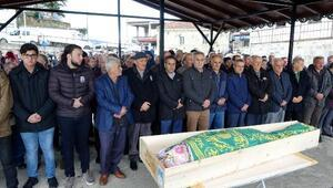 Phukette, motosiklet kazasında ölen Zehra, Trabzonda toprağa verildi