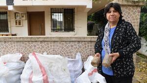 Konyaaltı Belediyesi, evleri ısıtıyor