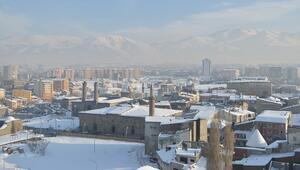 Bir yanı kayak merkezi bir yanı görsel şölen: Erzurum