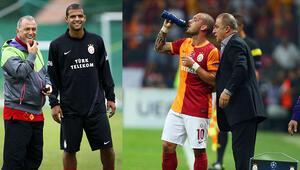 Melo ve Sneijderi çağırsak gelirler