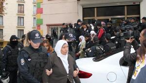 Diyarbakırda HDPye açlık grevi operasyonu: 25 gözaltı (2) - Yeniden