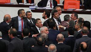 İYİ Partili vekile Meclisten geçici çıkarma cezası