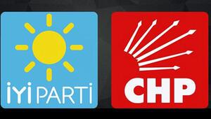CHP-İYİ Parti işbirliğinde yeni düğüm