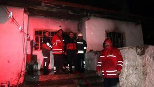 Yozgatta çıkan yangında, evde yalnız olan 4 yaşındaki çocuk öldü
