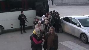 Vanda HDPye açlık grevi operasyonu: 14 gözaltı