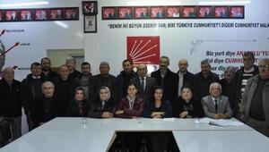 Selendi CHPde yeni başkan Selim Kurt oldu