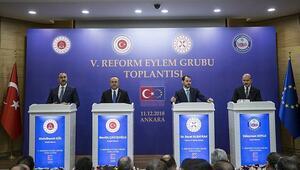 SON DAKİKA... 5. Reform Eylem Grubu Toplantısında önemli mesajlar