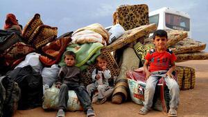 250 bin Suriyeli mülteci ülkesine geri dönebilir