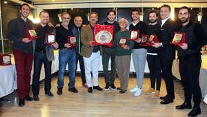 Sports International'da 2018 tenis ödülleri sahiplerini buldu