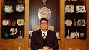 Antalyada 4 bin 660 esnaf kepenk kapattı