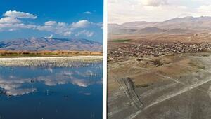 Türkiye'nin en güzel göllerinden biriydi Haritadan silindi geriye sadece…