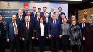 AB Türkiye Çalışma Grubu toplantısı gerçekleştirildi