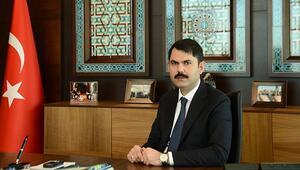 Çevre ve Şehircilik Bakanı Kurumdan imar barışı açıklaması