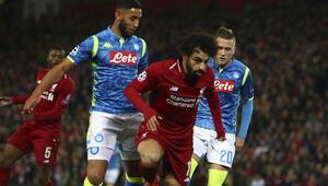 Napoli zirveden üçüncülüğe Şampiyonlar Liginde görünüm...