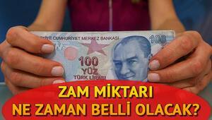 Asgari ücret ne kadar olacak 2019 Asgari ücret zammı ne zaman belli olacak İşte gündemden son haberler