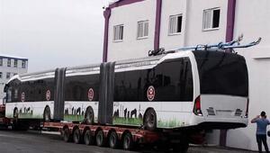 Şanlıurfada Trambüs projesi 2 ay gecikmeli hizmet verecek