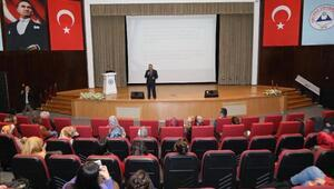 ERÜde Evlilik Okulu semineri