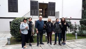 Atatürk Ortaokulu öğrencileri Selanike gitti