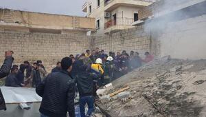 Azezde bomba yüklü araç patladı: 1 ölü, 20 yaralı