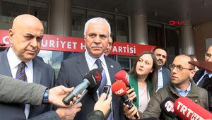 İYİ Parti heyeti, CHP Genel Merkezinde