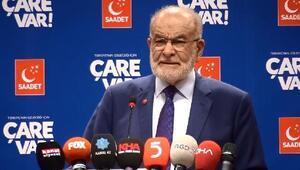 Karamollaoğlu: Asgari ücretin en az 2 bin 400 lira olması gerekir