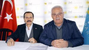 İYİ Parti Finikeye İsmet Çetin atandı